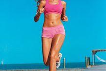 Workin on my fitness  / by Christina Buda