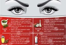 Makeup looks/How to