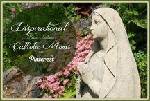 Inspirational Must-Follow Catholic Women / A group of Catholic women dedicated to bringing you everything from the practical and every-day, to the beautiful and inspirational. We hope to inspire you in your walk with Our Lord!