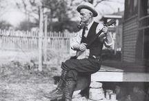 Old-Timey Music / Bluegrass, folk, and Appalachian ballad music.   / by Erin