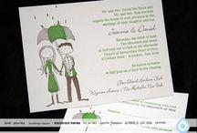 Wedding Invites / by Ashleigh Vessey