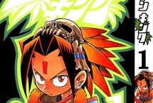 Shaman King /  (シャーマンキング Shāman Kingu) is a Japanese manga series written and illustrated by Hiroyuki Takei. Shaman King follows the adventures of Yoh Asakura as he attempts to hone his shaman skills to become Shaman King in the Shaman tournament. Hiroyuki Takei chose shamanism as the main theme as he wanted to choose a topic that has never been done before.