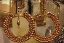 Pamy Bijoux / Collane ,orecchini,bracciali fatti a mano con perline, Swarovski e all'uncinetto