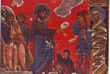Η Ανάστασις τού Λαζάρου- The Resurrection of Lazarus