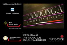 TUTTO FOOD 2015 FIERA MILANO / Candonga Fragola Top Quality presente al Tuttofood 2015 #candonga #fragola #topquality #tuttofood