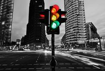 Traffic Lights         / Green-Yellow-Red