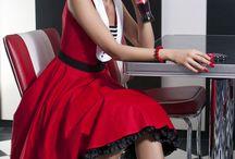 Rockabilly Fashion / Rockabilly Style, Rockabilly dresses, rockabilly fashion