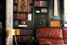 Living Rooms / by Allison Parshall