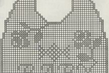 Hekle (filet crochet)
