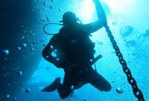 Ayvalık Tekne Dalışı / Ayvalık tekne dalışlarının güvenilir adı, ida dalış merkezi