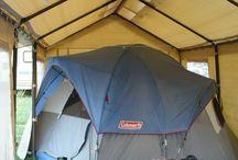 Kamp Idees / Camping
