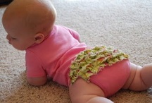 Clothing Crafts for Babies.