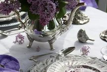 Tablescapes / I love beautiful dishes and setting a lovely table / by Shelly Mc