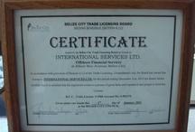 Cosas para comprar las empresas / Constitución de sociedades y cuentas bancarias offshore sin presencia física