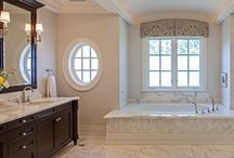 Bathroom remodeling tips / Remodeling tips from contractors and designers, with before and after photos for bathroom updates. From complete remodeling or new construction projects, to small updates on a limited budget.