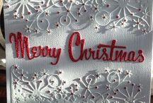 Merry christmas biglietti