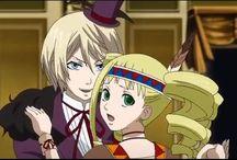 Alois x Lizzy <3