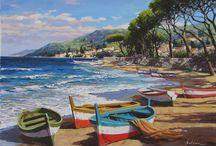 Manzara - Deniz