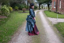 Victorian Ladies outfit