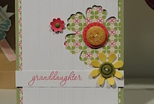GREETING CARDS / PAPER CRAFTING / by Pamela Scott