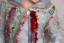 romantisch textiel