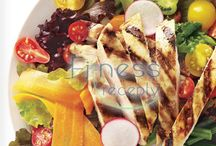 Fitness recepty - mäsité hlavné jedlá / Zdravé fitness recepty s mäsom.