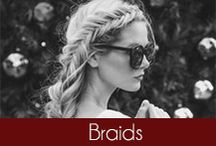 Braids / Braids continue to be a popular trend and we're on the look out for the coolest braided hairstyles for you to try! #OliviaGarden #BeautyTools