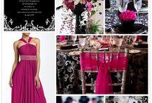Pink Weddings / by LPA Weddings