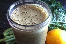 Vitality+K : Juicing & Smoothies / Favourite juicing and smoothies