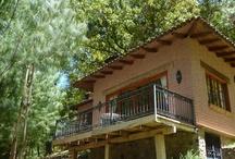 Cabañas en Sierra Lago, ideales para el descanso.  / Escápate de la rutina diaria de la ciudad en nuestras cómodas cabañas a la orilla de la laguna de Juanacatlán, Mascota, Jalisco.