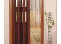 Раздвижные двери, двери-купе, арки