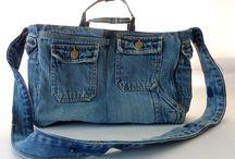 Jeans: récupérer et créations!!