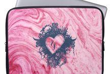 Laptop Sleeve / Beautiful elegant and creative designs...