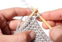 how to knit a perfect edge
