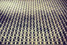 Proyecto Mezquite Gastronomía / Mosaico de Studio Victoria instalado en el restaurante Mezquite Gastronomía y Destilados, en Oaxaca. El diseño del mosaico artesanal es autoría del artista Ricardo Pinto Gollas.