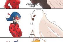 ladybug & Chat noir!