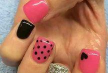 ongles nail art