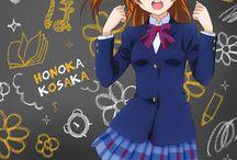 Honoka --LL--