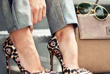 Well-heeled by Longoria Green