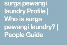 surga pewangi laundry profile