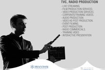 TVC, Radio Production