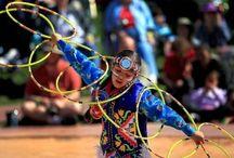 Hoop Dancer - Nedallas Hammill