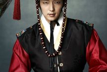 ehm... finaly I create Lee Joon Gi board