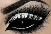 Make-up / Make up og tøj til udklædninger