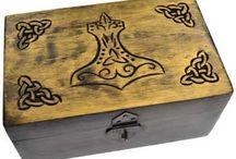 Tarot Decks, Books & Boxes