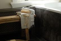 badkamer / inrichten en stylen van badkamers / by roelie steinmann