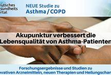 Studien zu Asthma