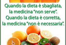 alimentazione naturale medicina