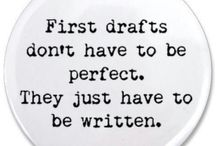 Writing Inspiration / Quotes About Writing | Author Quotes | Writing Inspiration | Encouragement for Writers