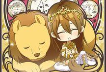 zodiac ( Leo )